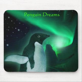 PENGUIN DREAMS Mousepad