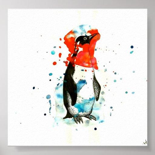 Penguin Dreams Poster
