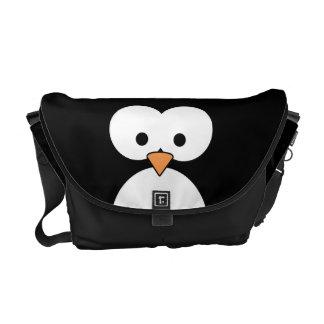 Penguin Eyes Commuter Bags