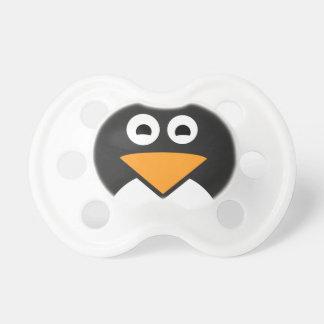 Penguin Face Pacifier