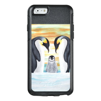 Penguin Family with Baby Penguin OtterBox iPhone 6/6s Case