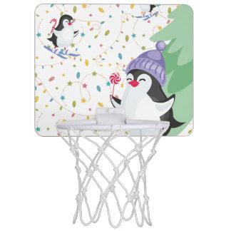 Penguin Folly Mini Basketball Hoop