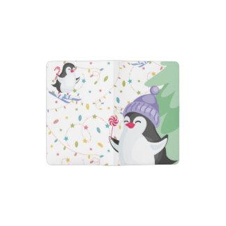 Penguin Folly Pocket Moleskine Notebook