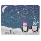 Penguin Friends Pocket Journal