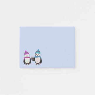 Penguin Friends Post-it® Notes