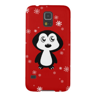 Penguin Galaxy S5 Cases