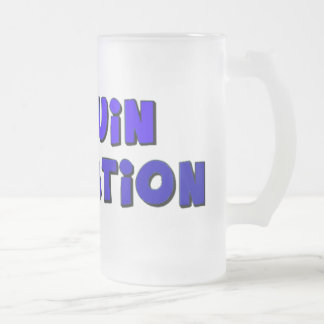 Penguin Generation Official Soda Mug - FROSTED!
