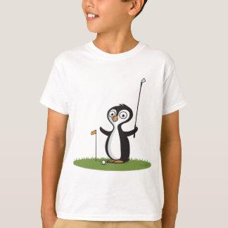 Penguin Golf T-Shirt
