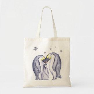 Penguin graphic bag