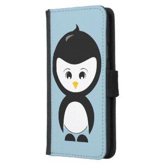 Penguin Graphic Galaxy S5 Wallet Case