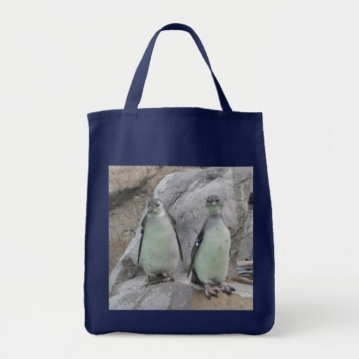 Penguin Grocery Tote Bag