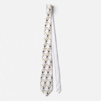 Penguin Hockey Tie