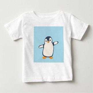 Penguin Hug Baby Baby T-Shirt