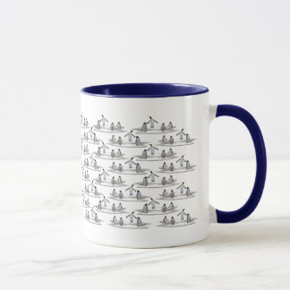 Penguin Iceberg Party Mug