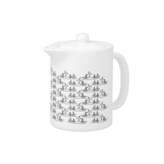 Penguin Iceberg Party Teapot