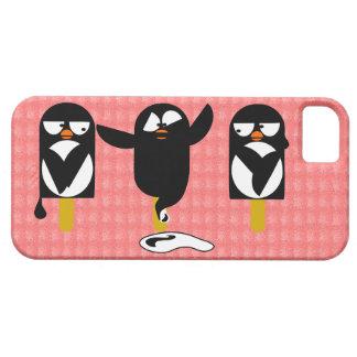 penguin icecream case for the iPhone 5