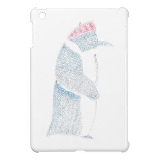 Penguin In A Beret iPad Mini Case