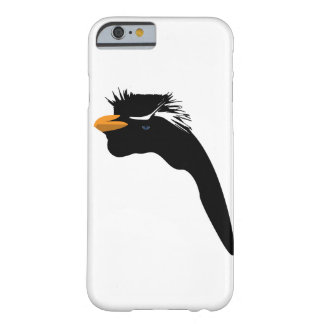 Penguin in Black Barely There iPhone 6 Case