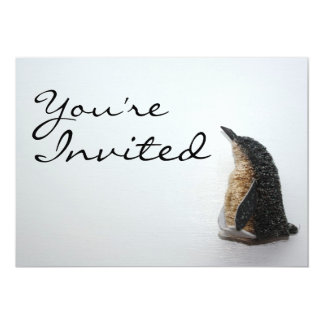 Penguin Invitation
