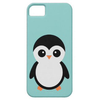 Penguin iPhone 5 case