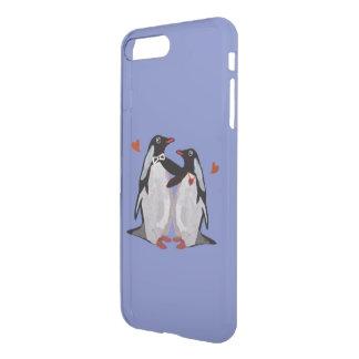 Penguin Love iPhone 7 Plus Case