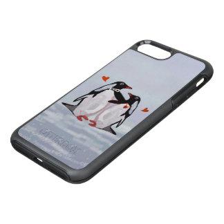 Penguin Love OtterBox Symmetry iPhone 7 Plus Case