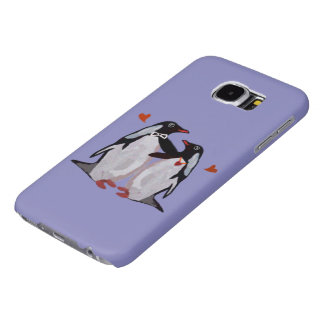 Penguin Love Samsung Galaxy S6 Cases