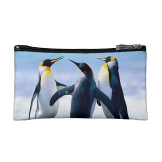 Penguin Make-up Case Makeup Bag