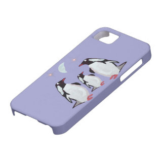 Penguin Moon IPhone 5 Case