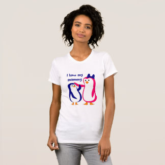 penguin mothers day T-Shirt
