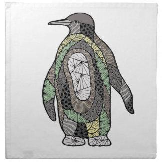 Penguin Napkin