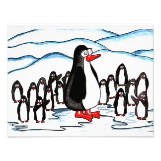 Penguin Paradise Announcement