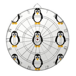 Penguin Party Dartboard
