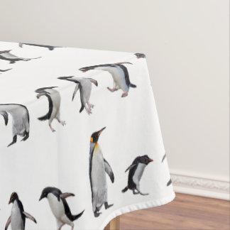 Penguin Party Tablecloth (choose colour)