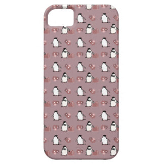 Penguin patterns iPhone 5 cover