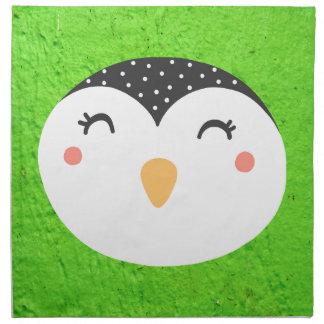 penguin phase napkin
