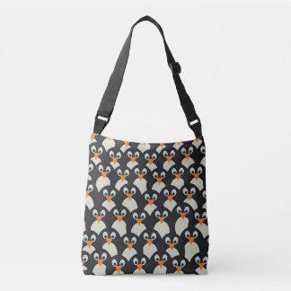 Penguin Pile-Up Tote Bag
