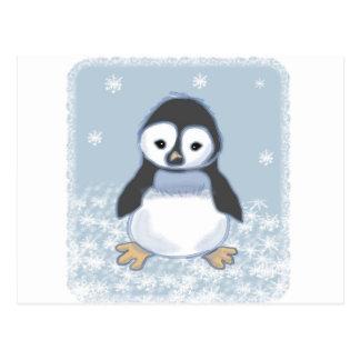 Penguin Post Card