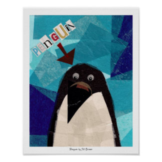 Penguin Posters