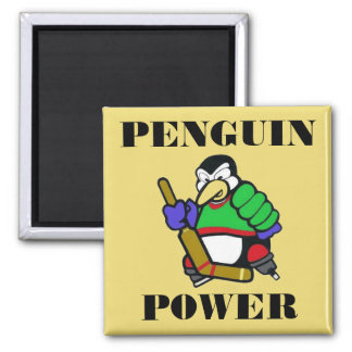 Penguin Power Magnet