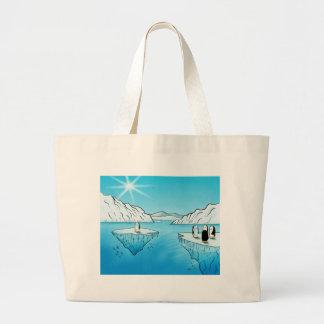 Penguin Products Jumbo Tote Bag
