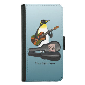 Penguin Reggae Guitar