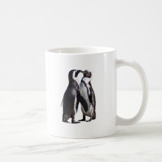 Penguin Romance Coffee Mug