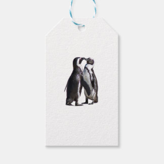 Penguin Romance Gift Tags