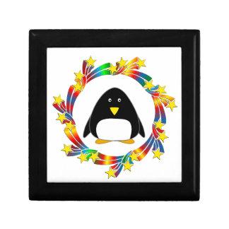 Penguin Stars Gift Box