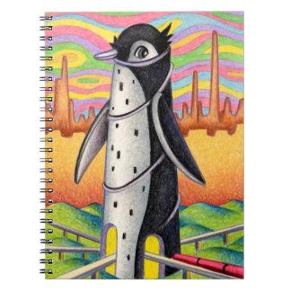 Penguin Station Notebook