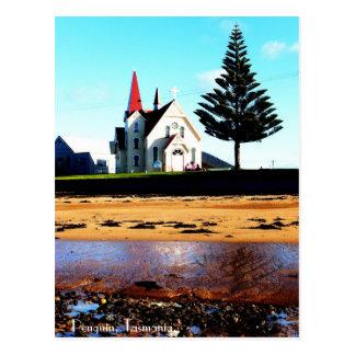 Penguin, Tasmania. Postcard