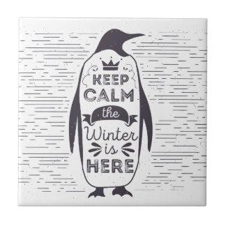 Penguin Tile