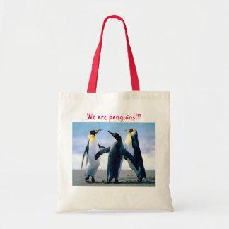 Penguin Tote Budget Tote Bag