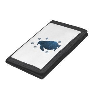 Penguin Trifold Wallets